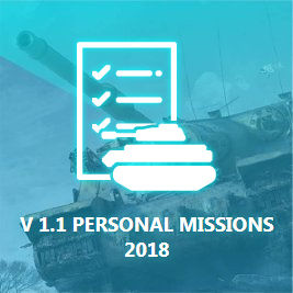WoT new personal missions