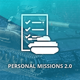 wot personal missions