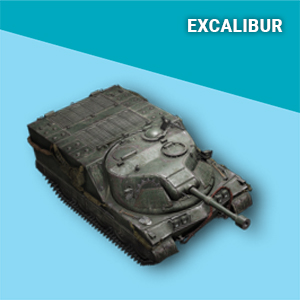 world of tanks excalibur